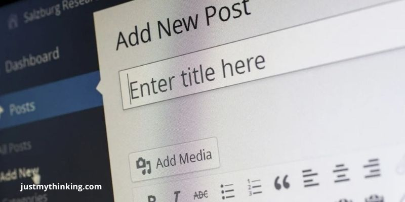 How to Change Page Title In WordPress